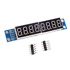 cwg MAX7219 módulo de control de pantalla de tubo digital de 8 dígitos