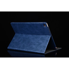 schoenmaker ultradunne flip Smart Cover standontwerp pu lederen case voor Apple iPad mini 1/2/3 (assorti kleur)