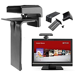 TV Clip Mount Dock Stand Holder for Microsoft Xbox 360 Kinect Sensor Camera
