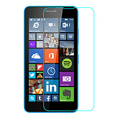 hd herdet glass skjermbeskytter for microsoft Lumia 640