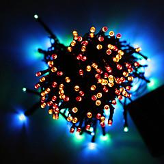 Solar Outdoor Light 32M 300LED String Light for Christmas Wedding Party Light
