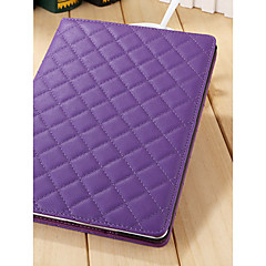 Cross Pattern PU Leather Case Cover for iPad Air(Assorted Colors)