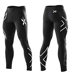 Men's Running Tights Pants/Leggings Breathable Static-free Wicking Compression Yoga/Fitness/Cycling