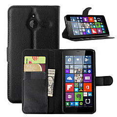 Wallet Flip PU Leather Cell Phone Case Cover For Nokia Lumia 640XL/N640/Lumia 730/Lumia 540/Lumia 535/Lumia 435