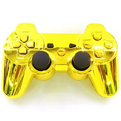 plating trådløse joystick bluetooth dualshock3 SIXAXIS oppladbart controller gamepad for ps3