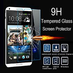 pellicola della protezione dello schermo in vetro temperato per htc desire 816
