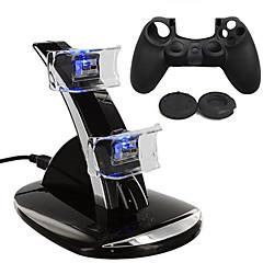 OEM-företag Batterier och Laddare Väskor, Skydd och Fodral För PS4 Uppladdningsbar