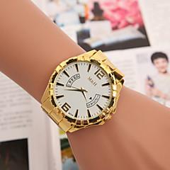 Pánské Watch Křemenný Módní hodinky Kalendář Slitina Kapela Náramkové hodinky
