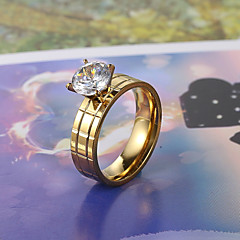 European and American fashion new sculptured Ring Series 6 Statement Rings Wedding/Party/Daily/Casual 1pc