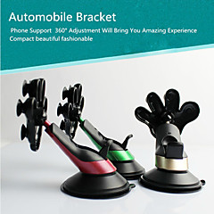 Car Windshield Mount Mobile Phone Holder Bracket Stand Mobile Phone Bracket Multifunctional Mobile Phone Bracket