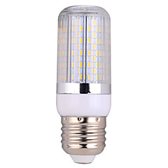 1 pcs E14 / G9 / E26/E27 18 W 120 SMD 3014 1650 LM Warm White / Cool White B Decorative Corn Bulbs AC 85-265 V