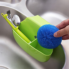 Colorful Sink Drain Rack Random Color