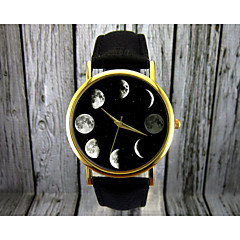 Moon Phase Watch, Astronomy Watch,Space Watch,Women's Watch,Mens Watch ,Gift Idea,Custom Watch,Fashion Accessory Cool Watches Unique Watches