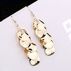 European And American Fashion Contracted Form Ms Earrings