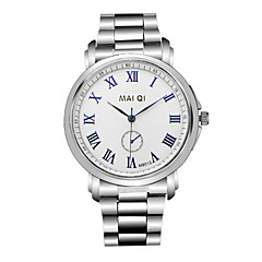 Men's Casual Fashion Stainless Steel Wristwatch