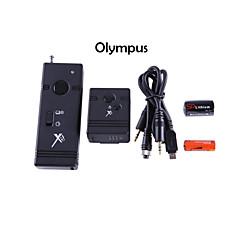 올림푸스 E-P1 E-P2 E-P3 E-PM1 E-620 E-M5의 E-PL2 E520 E3 E5 e20n E520 E420를위한 카메라 셔터 코드 무선 원격
