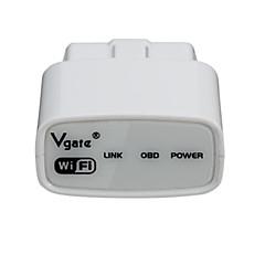 VGATE الأصلي icar1 واي فاي ELM327 قارئ رمز أداة سيارة OBDII لالروبوت ودائرة الرقابة الداخلية التشخيص