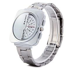 Męskie Zegarek na nadgarstek Kwarcowy Sportowy Pasmo Błyszczące Marka-