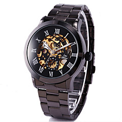 SHENHUA® Men's Watch Auto-Mechanical Hollow Engraving Cool Watch Unique Watch