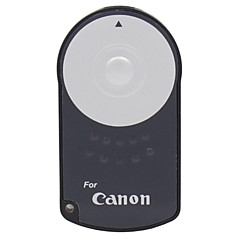 RC-6 kaukosäädin Canon EOS 600D 5D Mark II 7d 60d 550D 500D 450D 400D 350D