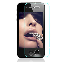 HZBYC® Anti-scratch Ultra-thin Tempered Glass Screen Protector for iPhone 4/4S