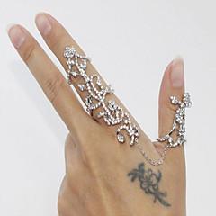 Obrączki,Biżuteria Birthstones Codzienny / Casual Stop 1set,10 Damskie