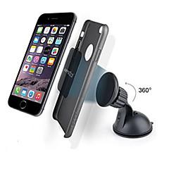 Telefoonhouder standaard Automatisch Windscherm Magnetisch Kunststof for Mobiele telefoon