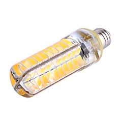 YWXLight® E14/E17/G8/E12/E11/BA15D 12W 80SMD 5730 1200LM Warm White/Cool White LED AC 110-130V