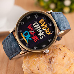 Woman And Men Bohemia Style Fashion Wrist Watch Cool Watches Unique Watches