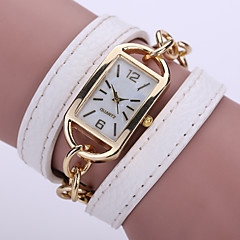 Fashion Watches Women Luxury Brand Leather Bracelet Wristwatch Women Wristwatches Business Watch