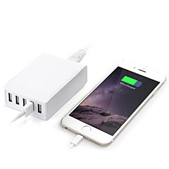 Hyco Multi USB Charger Smart Charging Station Reversible-plug for Smartphones and Pads