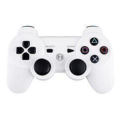 Wireless Controller for PS3 (White)