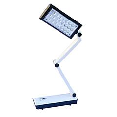 Jiawen dimbare kleine leidde aanraking opladen dat schild een oog vouwen van het leren schrijven lamp (AC110 ~ 220V)
