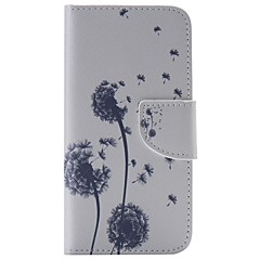 PU Leather Coloured Drawing or Pattern Holster for Samsung S3/S3 mini/S4/S4 mini/S5/S5 mini/S6/S6 edge/S6 edge Plus