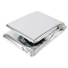Emergency Blanket Camping Praktisk andet / tekstil sølv