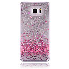 Varten Samsung Galaxy Note Virtaava neste Etui Takakuori Etui Kiiltävä PC Samsung Note 5
