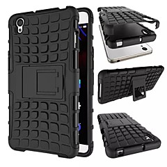 Per Custodia OnePlus Resistente agli urti / Con supporto Custodia Custodia posteriore Custodia Armaturato Resistente PC One Plus