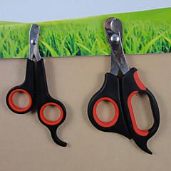 Tosa & Penteados / Limpeza Cortadores e Aparadores Animais de Estimação Artigos para Banho & Tosa Sem Fio Preto Aço Inoxidável