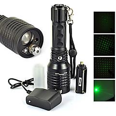 LED taskulamput - Telttailu/Retkely/Luolailu / Päivittäiskäyttöön / Pyöräily / Metsästys / Kalastus / Matkailu / Ajovalot / Ulkoilu - LED