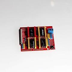 nueva máquina de grabado v3 escudo cnc 3d impresora tarjeta driver tarjeta de expansión a4988