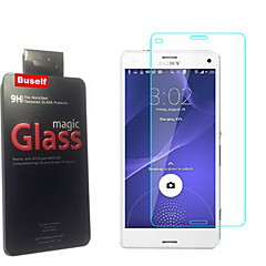 Real Premium Tempered Glass Screen Protector for  Sony Xperia Z3