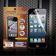 iphone5 / 5s mat ekran koruyucusu (3 adet)