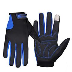 FJQXZ® Γάντια για Δραστηριότητες/ Αθλήματα Γυναικεία / Ανδρικά Γάντια ποδηλασίας Φθινόπωρο / Χειμώνας Γάντια ποδηλασίαςΔιατηρείτε Ζεστό /
