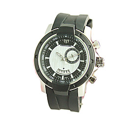 Sports Fashion Watches Article Earth Nail Design With The Function Of The Calendar Fashion Men'S Watch