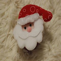 -tridimensionnel applaudi bonhomme de neige de Santa Christmas Festival bracelet cercle de pat