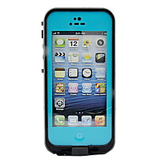 Waterproof Protective Full Body Case for iPhone 5/5S (Assorted Colors)