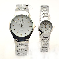 Ceramic Band Watch Bling Crystal Diamonds Womens Quartz Wrist Watch Lovers