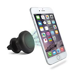 Telefoonhouder standaard Automatisch Luchtopening Magnetisch Kunststof for Mobiele telefoon