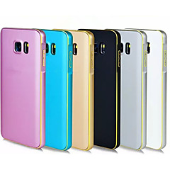 Luxury New Aluminium Metal Frame + Premium Piano Paint original Back Cover Case For  Galaxy Note 5/4/3/2/
