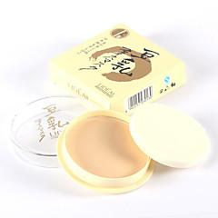 3 Powder Kuiva Pressed powderKosteus / Vaalennus / Peitevoide / Epätasaiselle iholle / Luonnollinen / Silmäpusseille / Huokosten